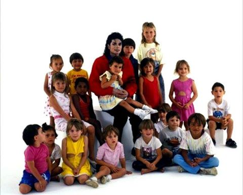 MICHAEL AND CHILDREN