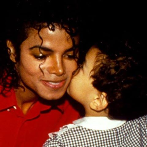 CHILDREN AND MICHAEL