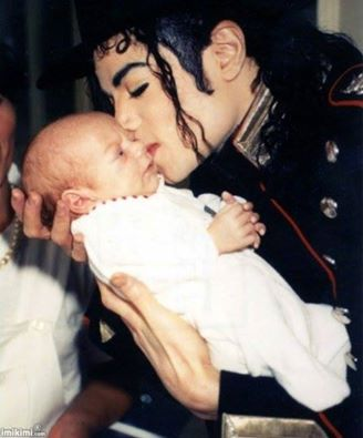 baby and michael